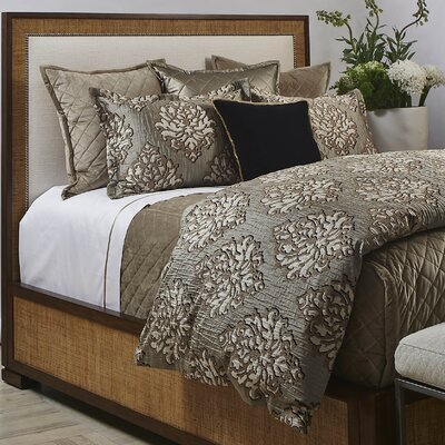 Jainil Coverlet Set Color: Taupe, Size: Queen