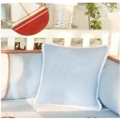 Sail Away Decorator Throw Pillow