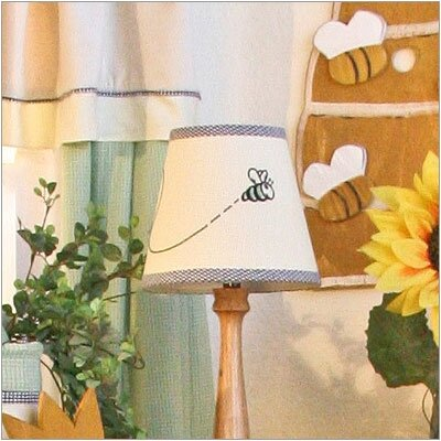 Bee 8 Cotton Empire Lamp Shade
