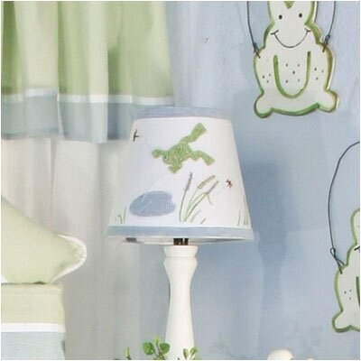 One Little Froggie 8 Empire Lamp Shade