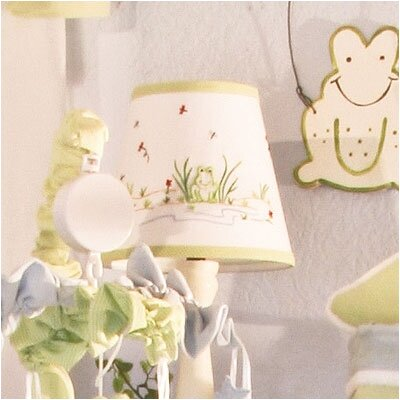 Sammy 8 Cotton Empire Lamp Shade