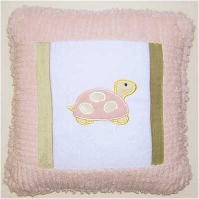 Babette Turtle Decorator Throw Pillow
