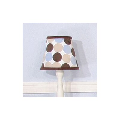Minky Dot 8 Empire Lamp Shade