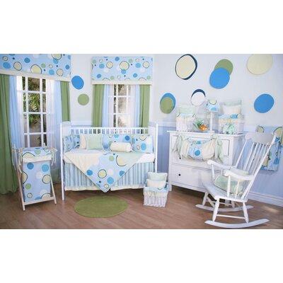 Polka Dot Crib Bedding