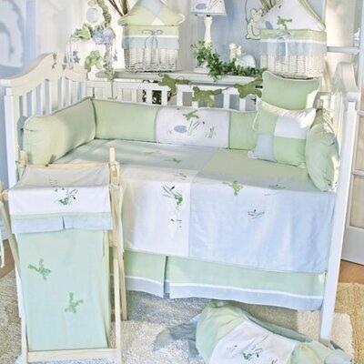Piece Crib Sets on One Little Froggie 10 Piece Crib Bedding Set   644polf