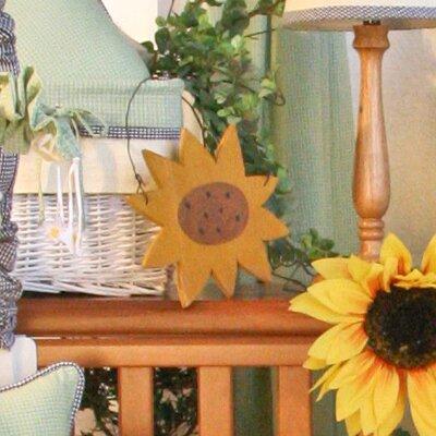 Bee My Baby Sun Flower Hanging Art 15SFBEE