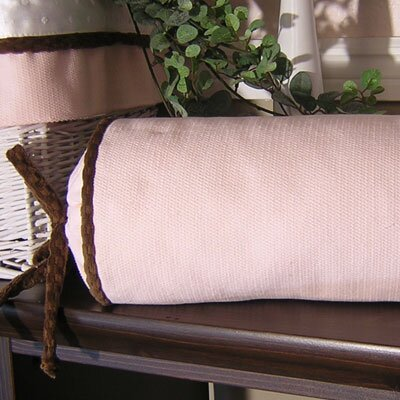 Pink Chocolate Bolster in Pink