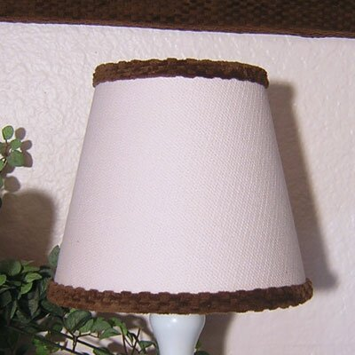 8 Cotton Empire Lamp Shade Color: Pink