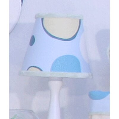 Minky Bubbles 8 Cotton Empire Lamp Shade