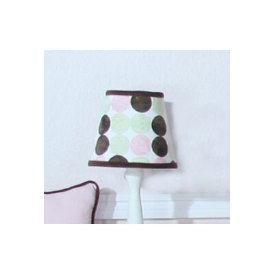 Minky Dot 8 Cotton Empire Lamp Shade