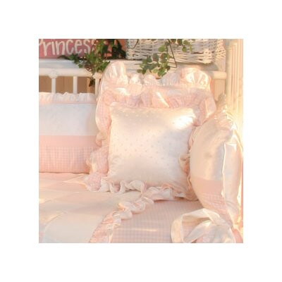 Princess Pink Decorator Cotton Throw Pillow