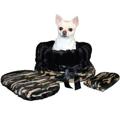 Snuggle Bug Reversible Camo Pet Carrier