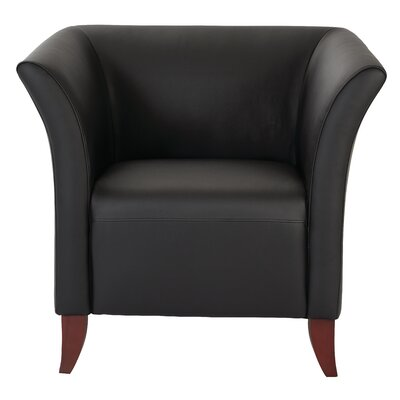 Lounge Chair Seat Color: Black