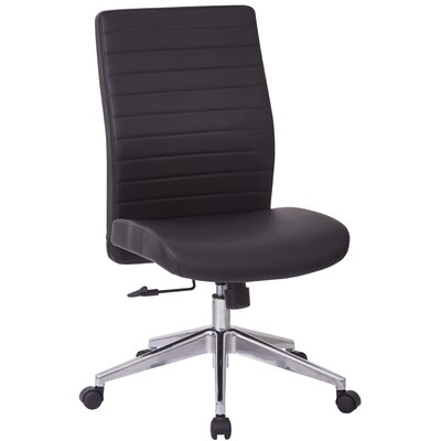 Back Armless Executive Chair Product Picture 7844