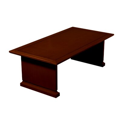 Mendocino Coffee Table Color: Mahogany