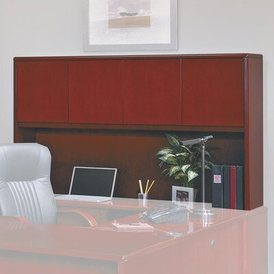 Jusino 42 H x 72 W Desk Hutch