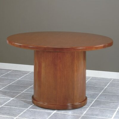 Jusino Circular Conference Table Size: 4 L Diameter