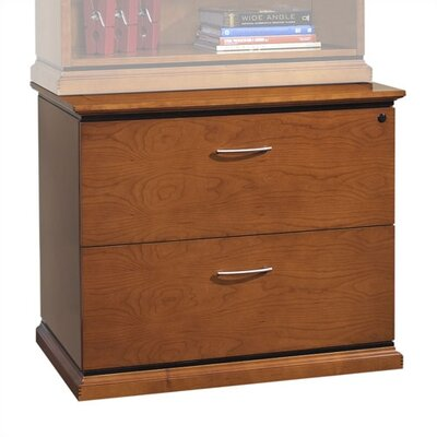 Mendocino 2-Drawer Lateral File Finish: Satin Cherry Product Image 87