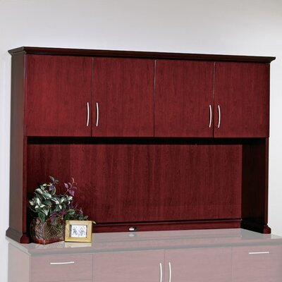 Mendocino 49 H x 72 W Desk Hutch Finish: Mahogany