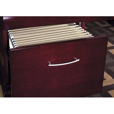 Mendocino 28 H x 17 W Desk File Pedestal Finish: Satin Cherry