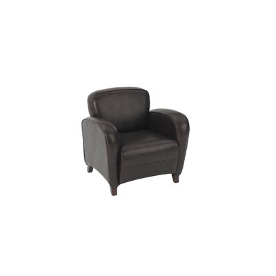 Leather Lounge Chair Embrace Product Picture 3830