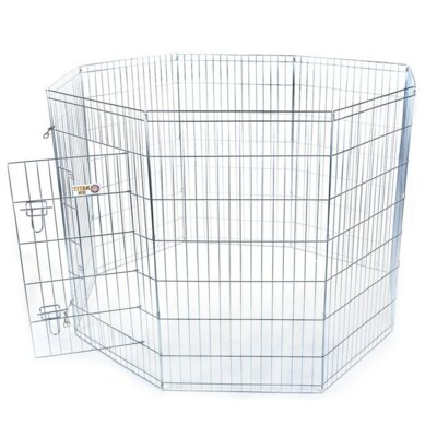 Kennel Dog Pen Size: Medium (192 W x 36 D)