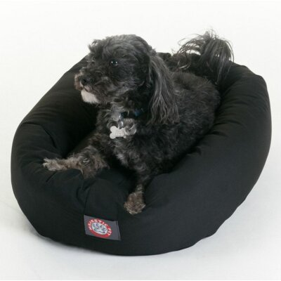 Furniture-Majestic Pet Bagel Donut Dog Bed