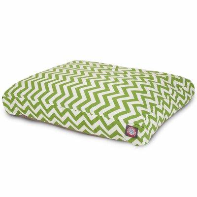 Sage Pet Bed Size: Medium (44 W x 36 D), Color: Sage