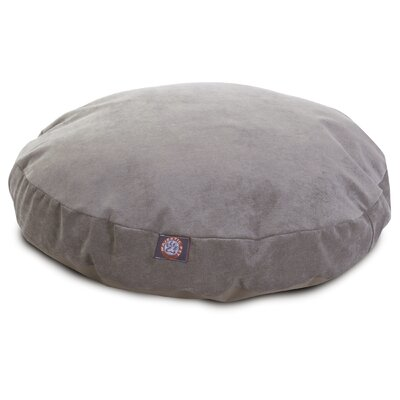 Villa Round Pet Bed Size: Small - 30 L x 30 W, Color: Vintage