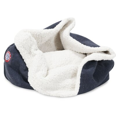 Duncan Pet Bed Color: Navy Wales
