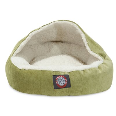 Hannah Pet Bed Color: Villa Apple