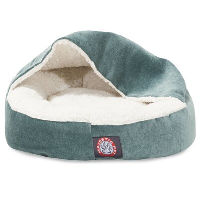 Hannah Pet Bed Color: Villa Azure