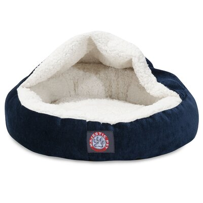 Hannah Pet Bed Color: Villa Navy