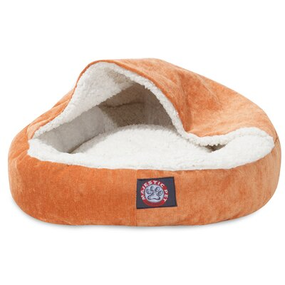 Hannah Pet Bed Color: Villa Orange