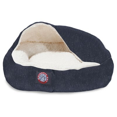 Hannah Pet Bed Color: Navy Wales