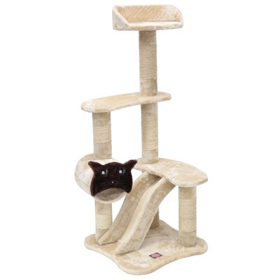 Furniture-Majestic Pet 48 Casita Cat Tree