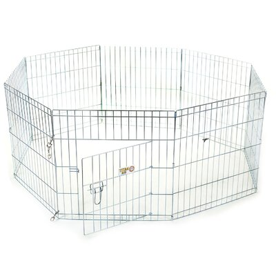 Kennel Dog Pen Size: Small (192 W x 30 D)