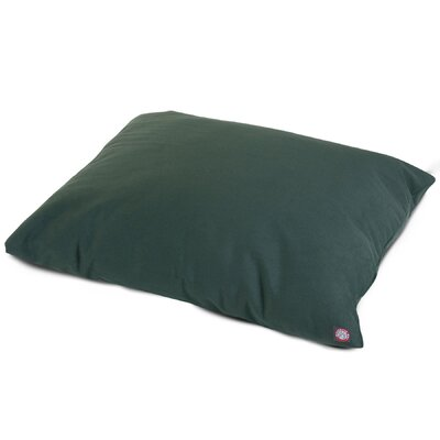 Super Value Pillow Pet Color: Green, Size: Large (46 L x 35 W)