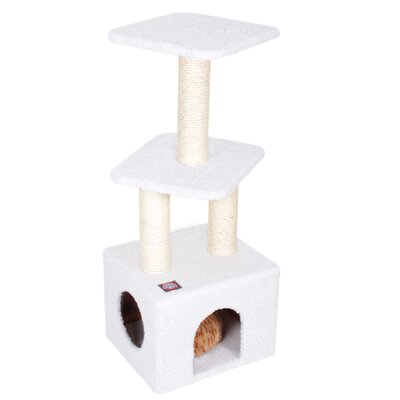 40 Bungalow Sherpa Cat Tree