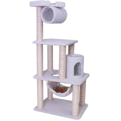 62 Bungalow Sherpa Cat Tree