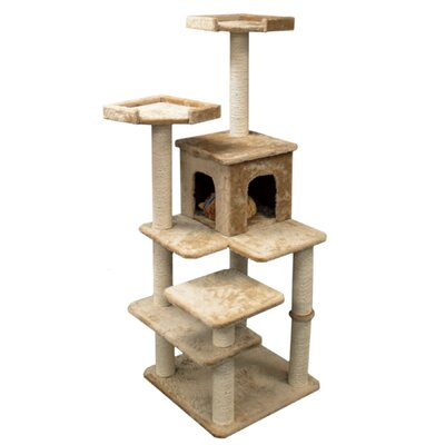 66 Casita Fur Cat Tree
