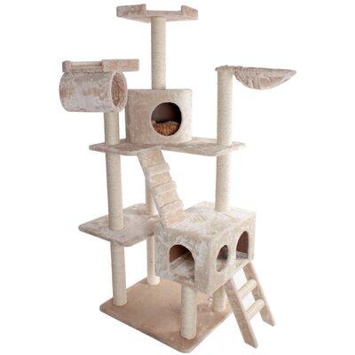 73 Casita Fur Cat Tree
