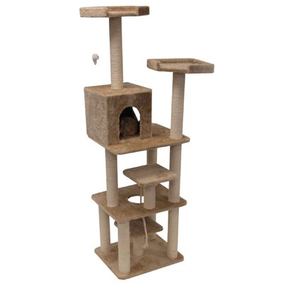 78 Casita Fur Cat Tree
