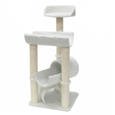 44 H Bungalow Sherpa Cat Tree
