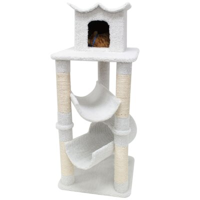 47 Bungalow Sherpa Cat Tree