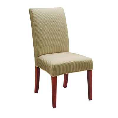Bay Trading Couture Covers Un-Skirted Slipcover for Parsons Chair - Sofa and Chair Shop