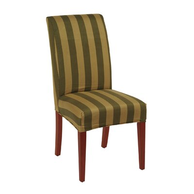 Couture Covers� Parsons Chair Slipcover Upholstery: Fiora