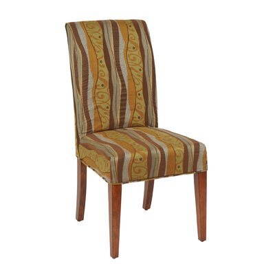 Couture Covers� Parsons Chair Slipcover Upholstery: Bartola