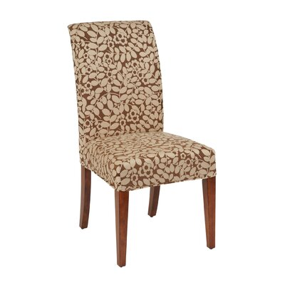 Couture Covers� Parsons Chair Slipcover Upholstery: Sasha