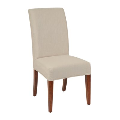 Couture Covers� Parsons Chair Slipcover Upholstery: Lotus